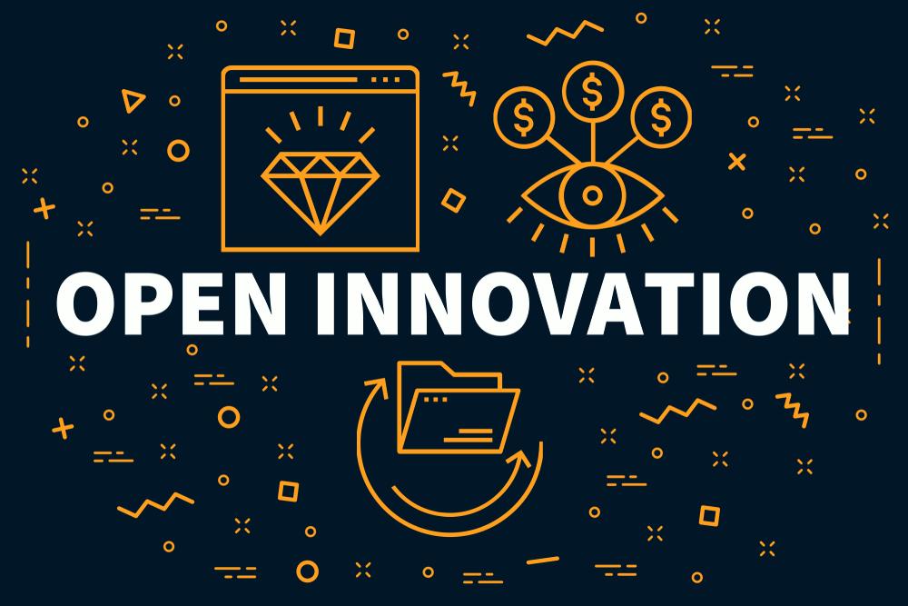 時代はオープンイノベーションへ。外部人材の活用が新たな価値を創出する理由。