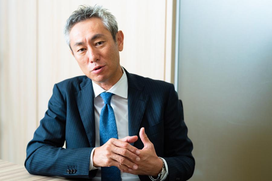 キューアンドエーワークス株式会社の代表取締役社長 池邉竜一さん1