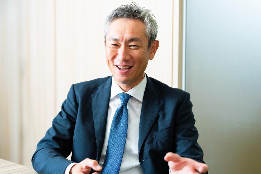 キューアンドエーワークス株式会社の代表取締役社長 池邉竜一さん2