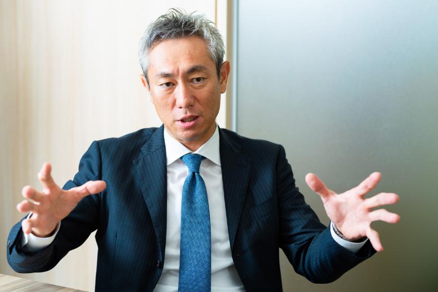 キューアンドエーワークス株式会社の代表取締役社長 池邉竜一さん4