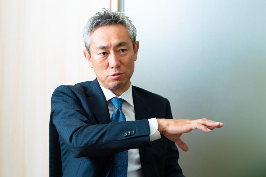 キューアンドエーワークス株式会社の代表取締役社長 池邉竜一さん5