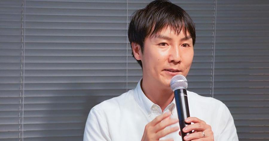 組織開発の定義を語る松田氏