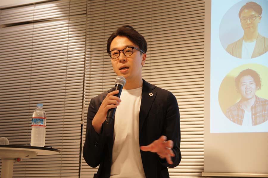 コーポレートブランディングの効果の説明方法を伝授する川田氏