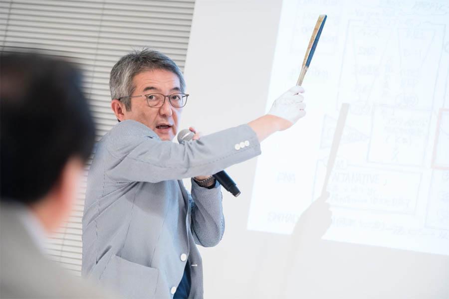 嶋田 正男氏2