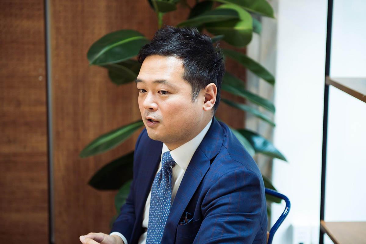 ユニファースト株式会社 橋本敦代表取締役社長