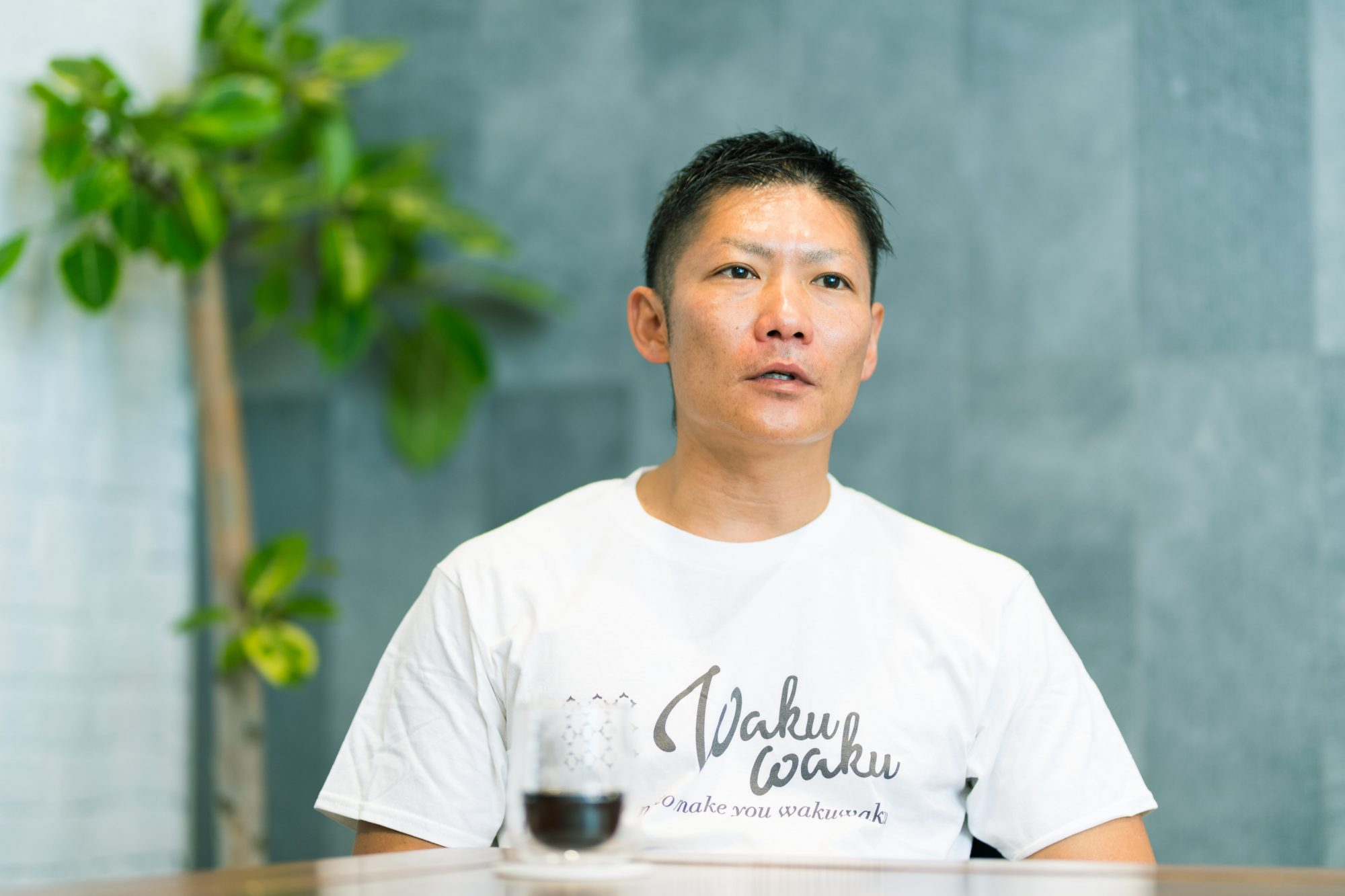 株式会社WAKUWAKU 鎌田 友和代表取締役