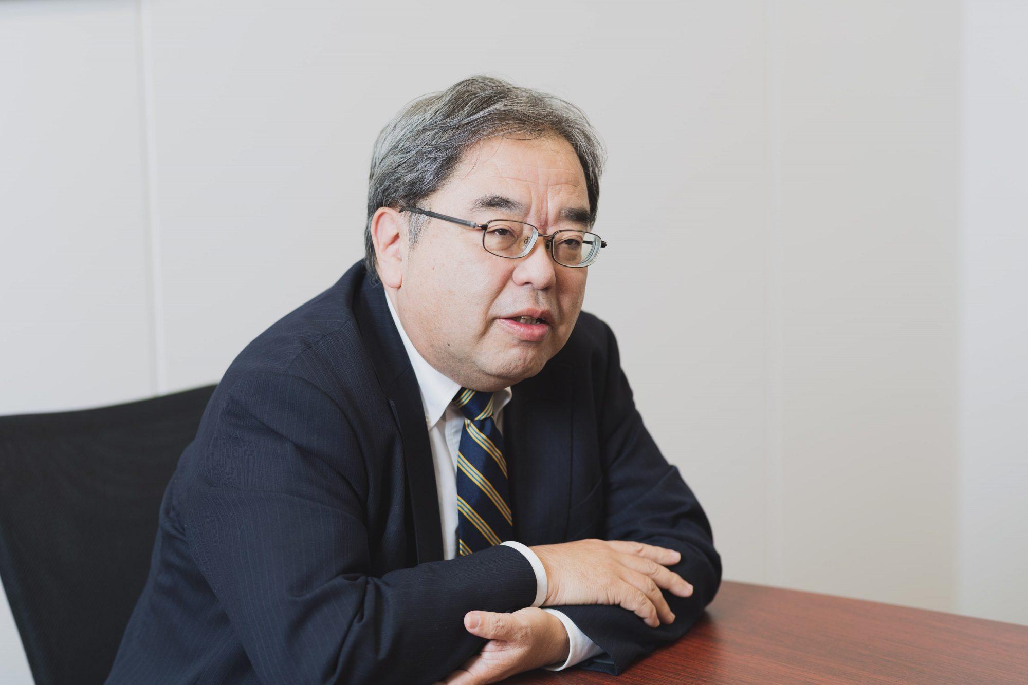 株式会社ポッカクリエイト 上野修代表取締役社長