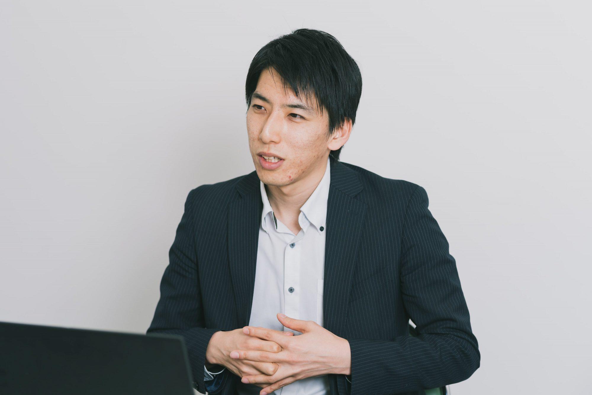 株式会社ファクトリーエージェント 植木 勇太プロジェクトマネージャー