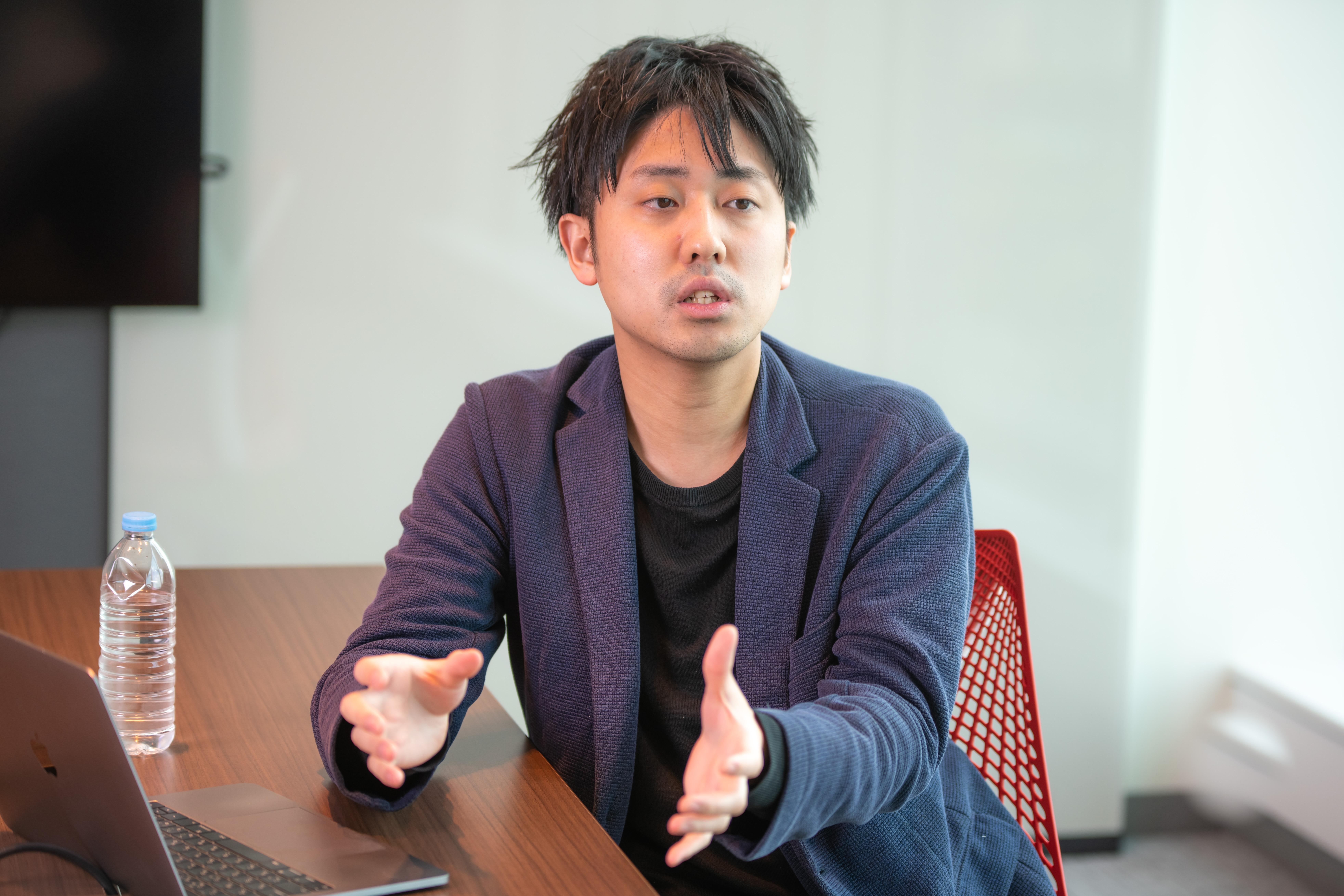 Fringe81株式会社 執行役員 兼 Unipos株式会社 代表取締役社長 斉藤 知明